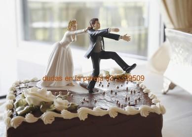 dudas en la pareja
